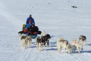 Viaje Antropológico: Expedición Inuit, Groenlandia