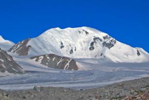 Trekking en las montañas Altai de Mongolia
