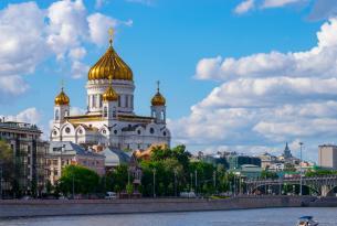 Rusia Cultural (Moscú y San Petersburgo) (Incluye Salidas en Semana Santa y Noches Blancas)