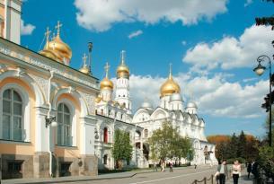 Rusia Basica o Cultural - Salida Especial desde Barcelona