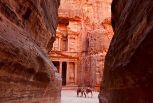 Jordania al completo (Wadi Rum, Aqaba y Mar Muerto)