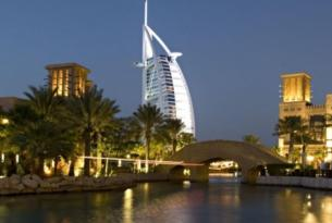 Escala en Dubai