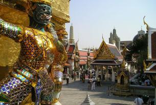Reino de Siam y playas de Phuket