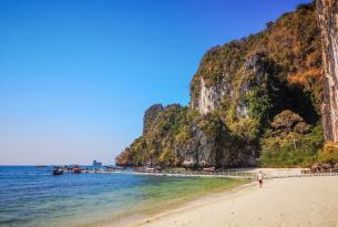 Tailandia al completo y relax en Krabi