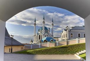 Rusia Cultural y Kazán (descubre la República de Tartaristan en grupo)