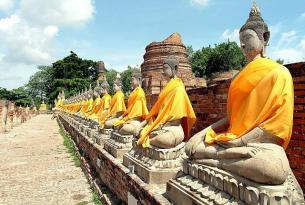 Tailandia, el Reino de Siam