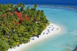 Islas Maldivas en todo Incluido - Hotel KURUMBA 5*