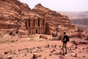 Jordania con noche en Wadi Rum y Mar Muerto