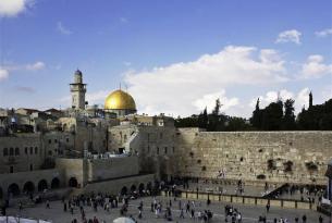 Israel Esencial: Tel Aviv, Tiberiades, Jerusalén