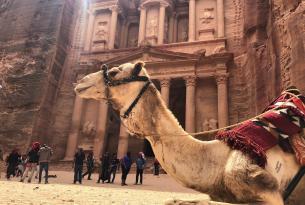 Jordania con Wadi Rum y Mar Muerto (Oferta Especial SEMANA SANTA)
