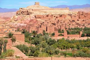 Descubre las maravillas de Marruecos: Fez , Kasbahs, Desierto y Marrakech