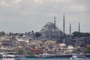 Joyas de Dubai y Estambul