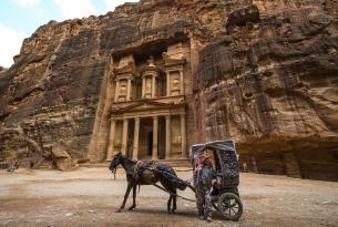 Jordania en grupo: Petra, Mar Muerto, Wadi Rum, Mar Rojo
