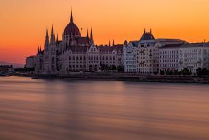 Praga, Viena y Budapest: el triángulo imperial de Centroeuropa en tren