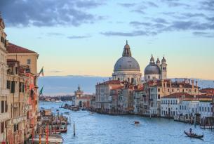 Italia Clásica: Venecia, Florencia y Roma en grupo