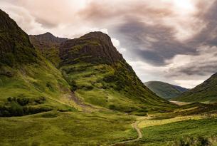 Maravillas de Escocia en grupo en 8 días