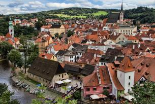Republica Checa al Completo en grupo