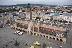 Polonia con Gdansk y Lagos de Masuria