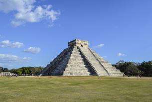Maravillas arqueológicas de México con estancia en la Riviera Maya