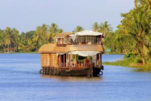 Sur de la India: Templos, Especias y Ayurveda (salida especial en grupo)