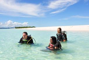 Viaje de buceo en Madagascar
