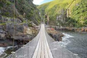 Sudáfrica: la reserva de Shamwari, la Ruta Jardín y Ciudad del Cabo