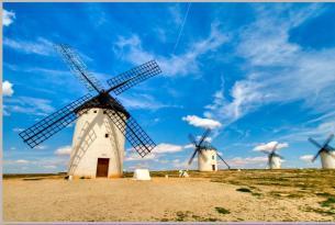 Viaje por Castilla: la Ruta del Quijote