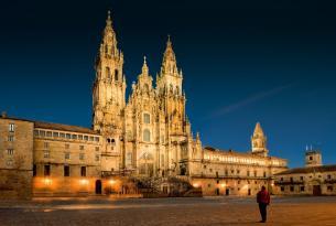 """""""City Break"""" por Santiago de Compostela"""
