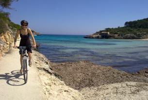 Mallorca: de costa a costa en bicicleta