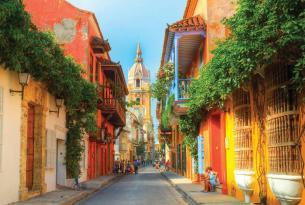 Colombia: Cartagena de Indias e islas del Rosario