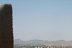 Ciudades rojas & puertas del desierto