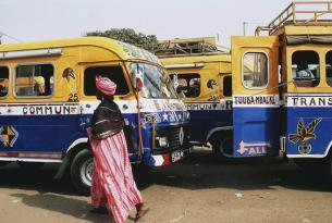 Senegal Étnico 4x4 (sin aéreo)