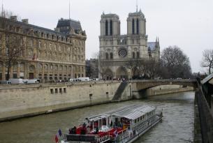 París, Lyon, Carcassonne y Loira en grupo (viaje en autocar)