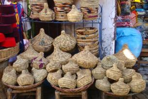 Marruecos: de norte a sur en 9 días ( inicio en Tanger , fin en Casablanca )