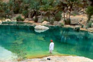 Omán: Salalah y crucero en dhow por los fiordos de Musandam