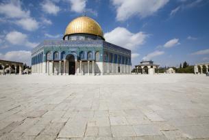 Israel al completo en 8 días
