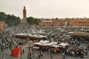 Semana Santa en el Mágico Marruecos: 8 días de circuito en 4X4, noche en jaima en el Desierto de Merzouga