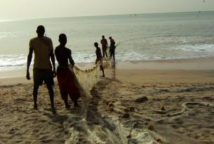 Bellezas de Senegal en Semana Santa