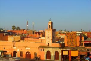Reyes y Noche en Desierto Merzouga en jaima bereber con ruta 4X4 (7 días)