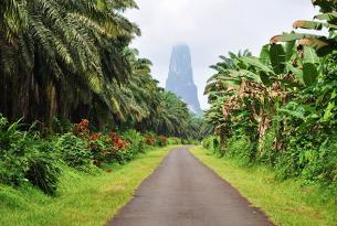 Golfo de Guinea: Isla de Sao Tome y Príncipe (9 días)