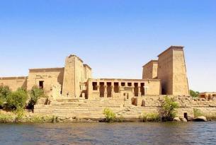 11 días: Cairo, crucero por el Nilo & Mar Rojo.... Trío de Ases