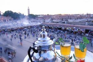 Marrakech, Fez, kasbahs & Desierto