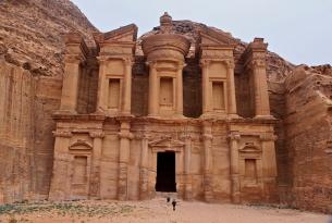 amman, Petra, Aqaba/Mar Rojo , Mar Muerto  & Desierto de Wadi Rum -SIN AEREO-