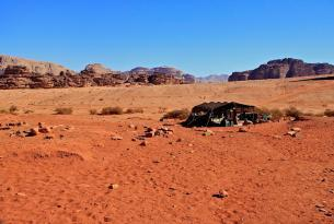 Amman, Petra, Desierto & Mar Muerto (sin aéreo)