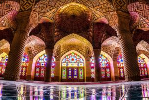 Descubriendo Irán (con Teherán, Yadz, Isfahan, Kermán y Mashad)