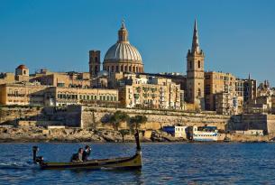 Ruta por Sicilia y Malta (11 días)