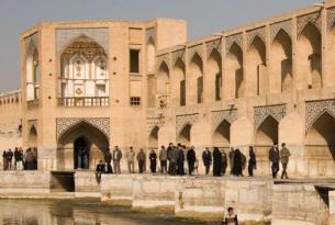Irán -  La Persia Clásica: Shiraz, Yadz, Isfahán y Teherán.  - Especial fin de año 2013-14