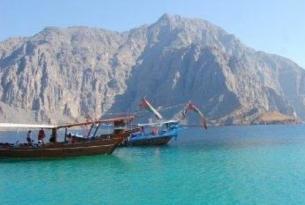 Emiratos Árabes -  Dubai, mar, desierto y montañas del Golfo Pérsico.  - Especial Fin de Año 2013-14