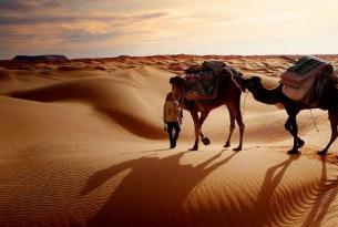 Túnez -  Ruta camellera por el gran Erg Oriental - Especial fin de año 2013