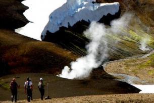 Islandia -  Tierra de contrastes. Ruta de sendersimo - Salidas 21/Junio, 5/Julio y 16, 30/Agosto
